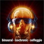 binaural isochronic solfeggio